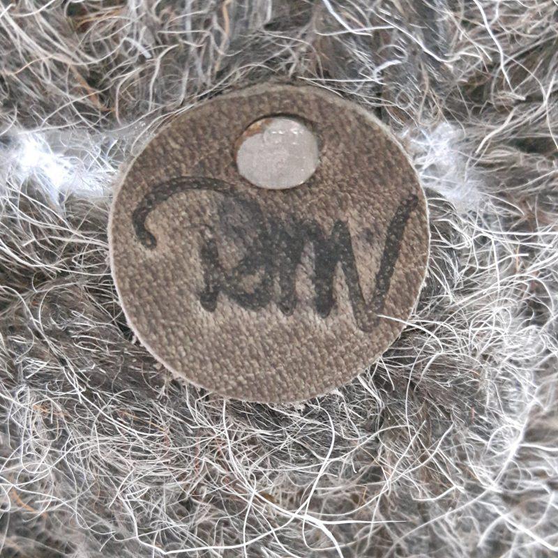 Logo RMV Tactiles handgemaakte interieur producten wol vilt